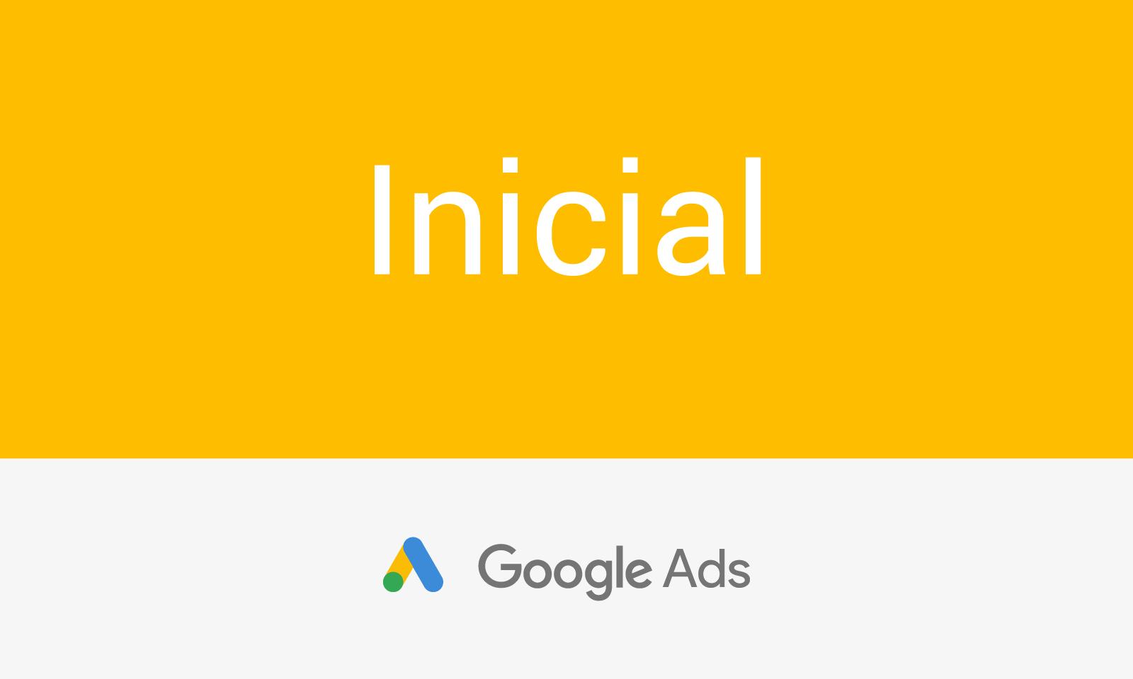 Inteligenzia - Curso Google Marketing Digital / Inicial